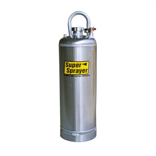 7 gallon aluminum sprayer tank