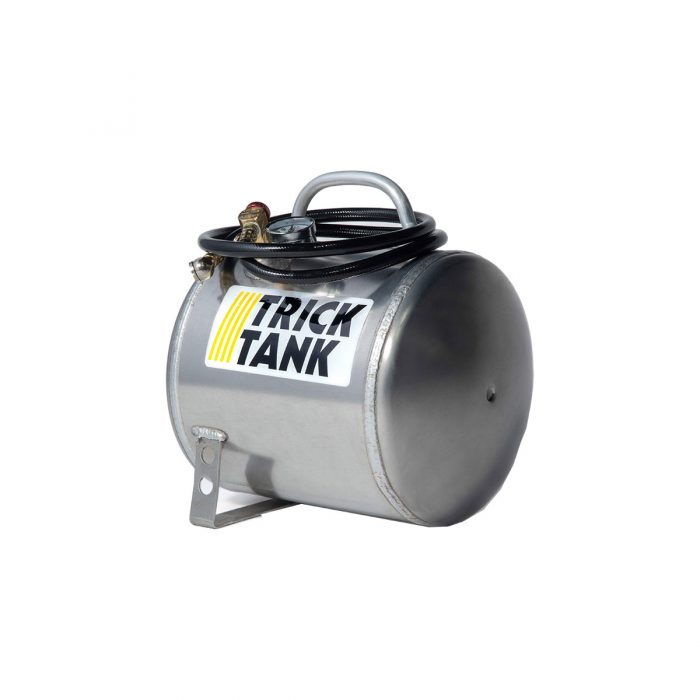 2.5 gallon aluminum air tank