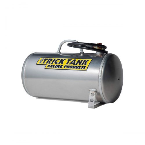 5 gallon aluminum horizontal air tank