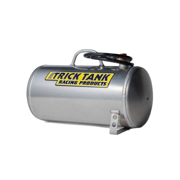5 gallon aluminum horizontal air tank